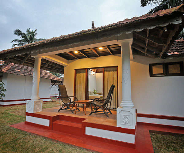 kerala cottage