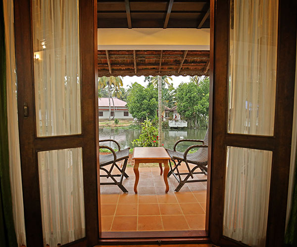 coir village kerala cottage