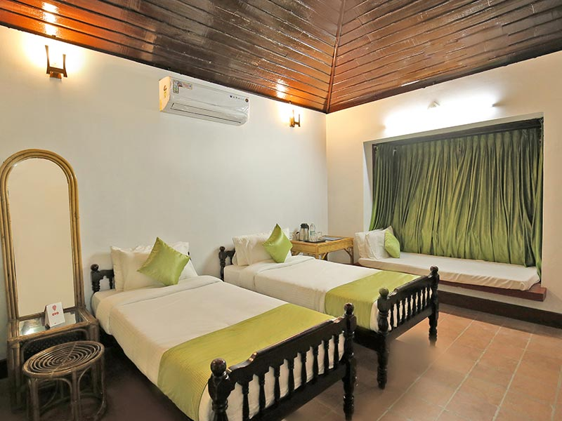 kerala cottage rooms