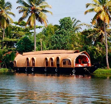 alleppey houseboating