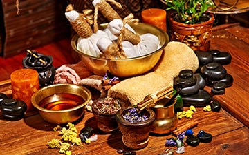 ayurvedic weight loss package